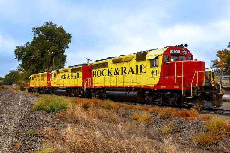 Rock & Rail Train